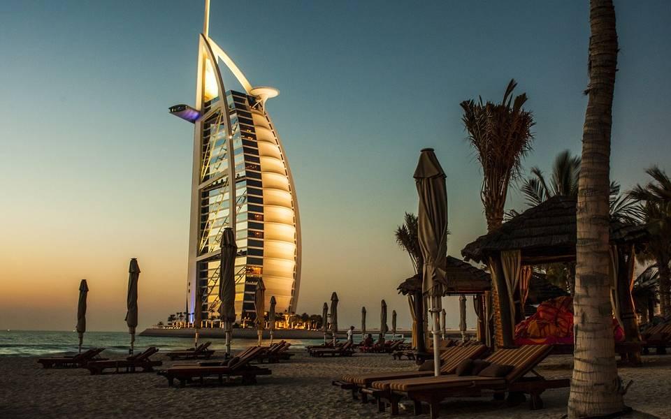 Обзор лучших отелей Дубая с собственными пляжами – блог о путешествиях