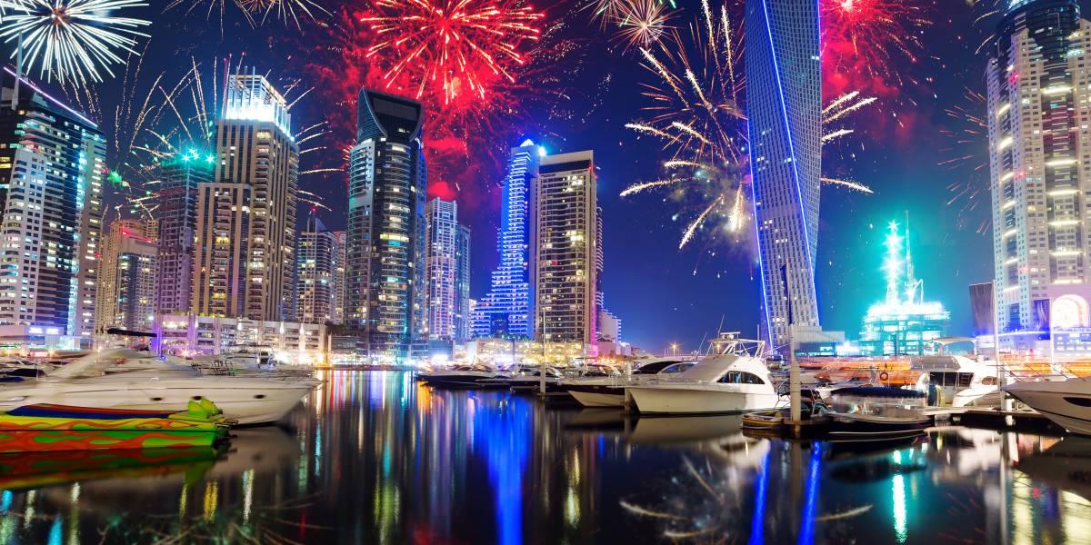 Новый год в дубай коммерческая недвижимость самуи