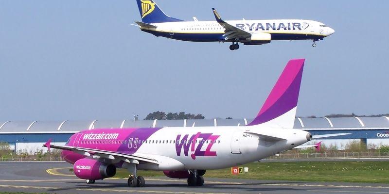 Как купить дешевый авиабилет в Европу: лучшие европейские лоукостеры