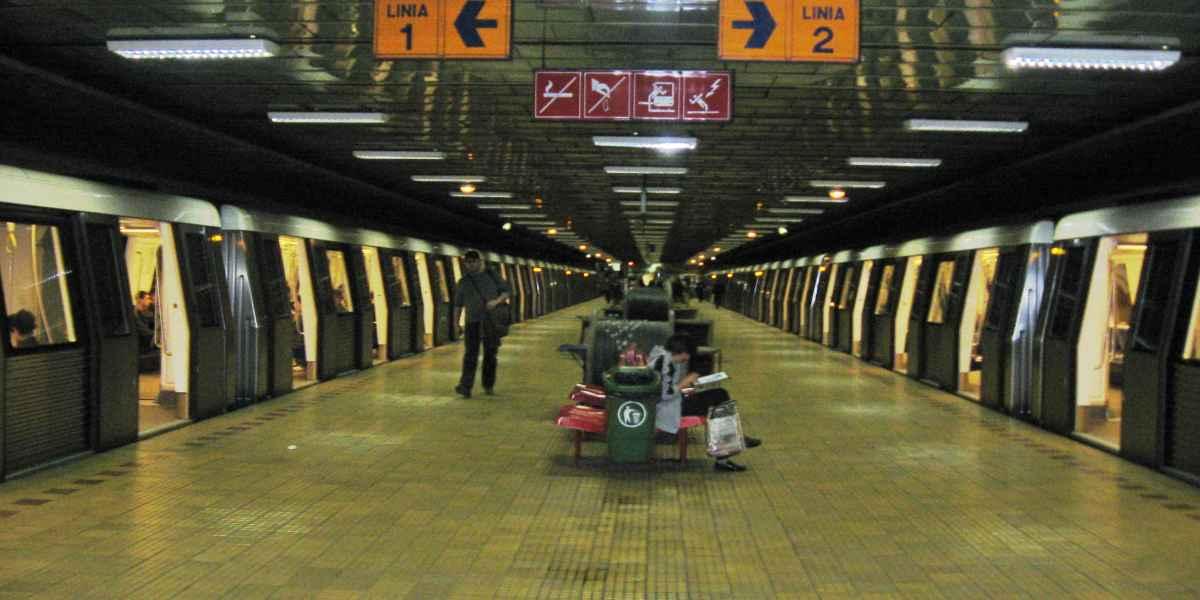 Как пользоваться и сколько стоит метро в Бухаресте