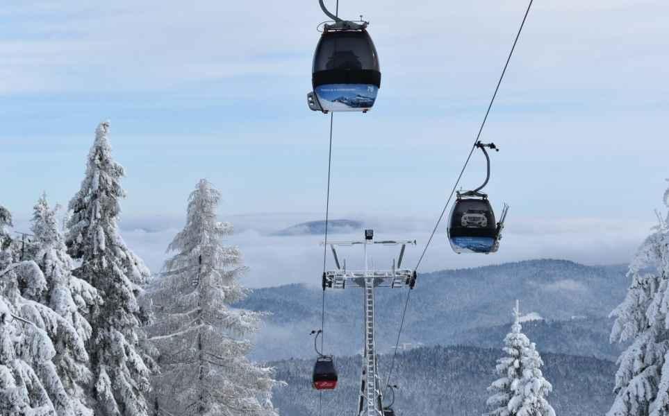 Крутая лыжня: лучшие горнолыжные курорты Австрии