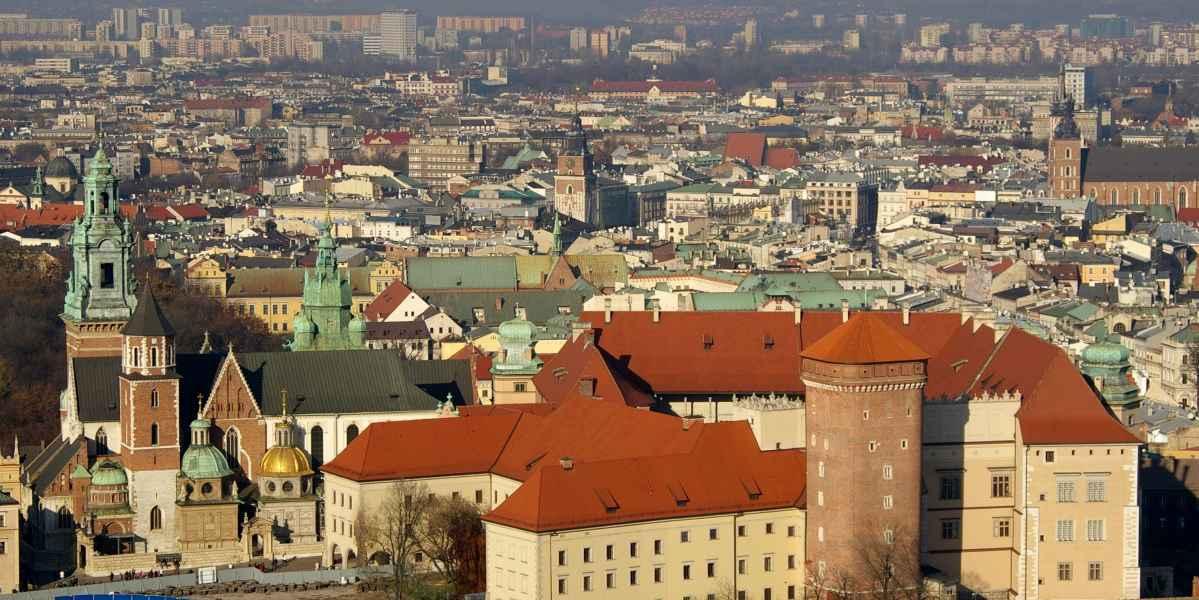 Гид по Кракову: лучшие смотровые площадки города