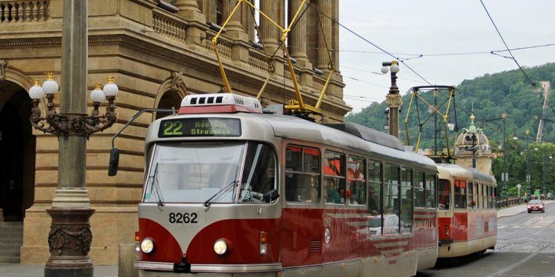 Как пользоваться общественным транспортом в Праге: автобусы, трамваи, метро, фуникулер