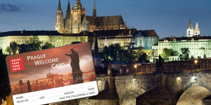 Пражская карта или Prague Card — как гулять по Праге и экономить