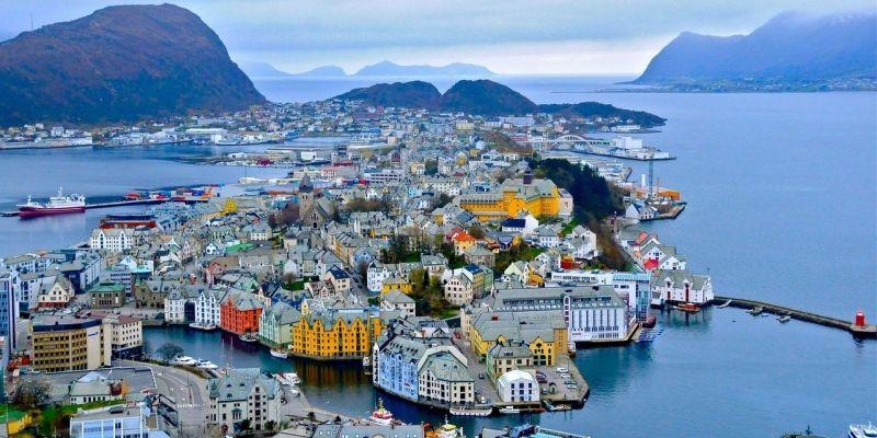 Дешевые отели и хостелы Алесунда (Олесунна): как отдохнуть в Норвегии и сэкономить