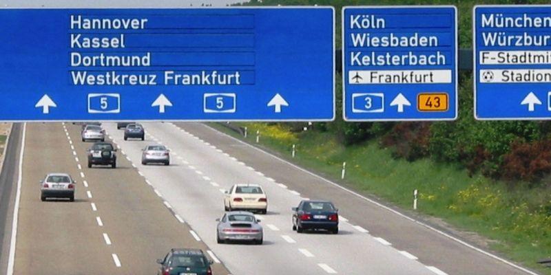 Путешествие из Киева в Люксембург: как мы проехали половину Европы на автомобиле. Германия