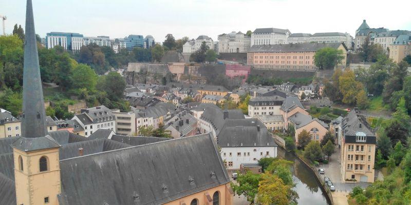 Путешествие из Киева в Люксембург: как мы проехали половину Европы на автомобиле. Люксембург