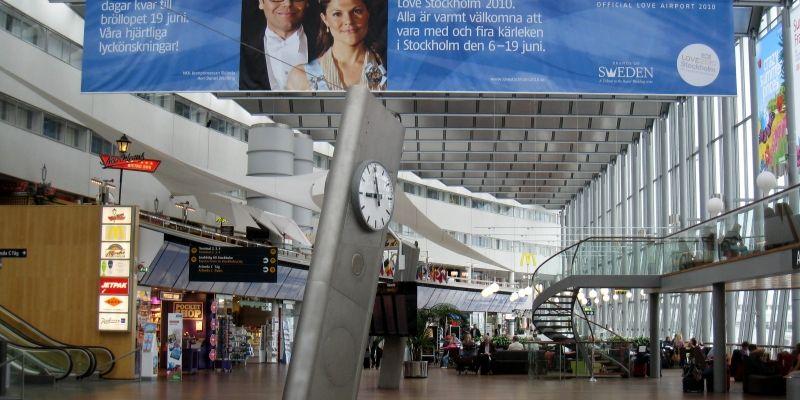 Воздушные ворота Стокгольма. Как добраться до или из аэропорта и сколько это стоит