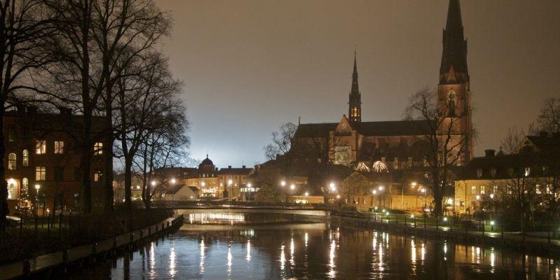 Путешествие из Стокгольма в Уппсалу: стоит ли ехать и сколько это стоит