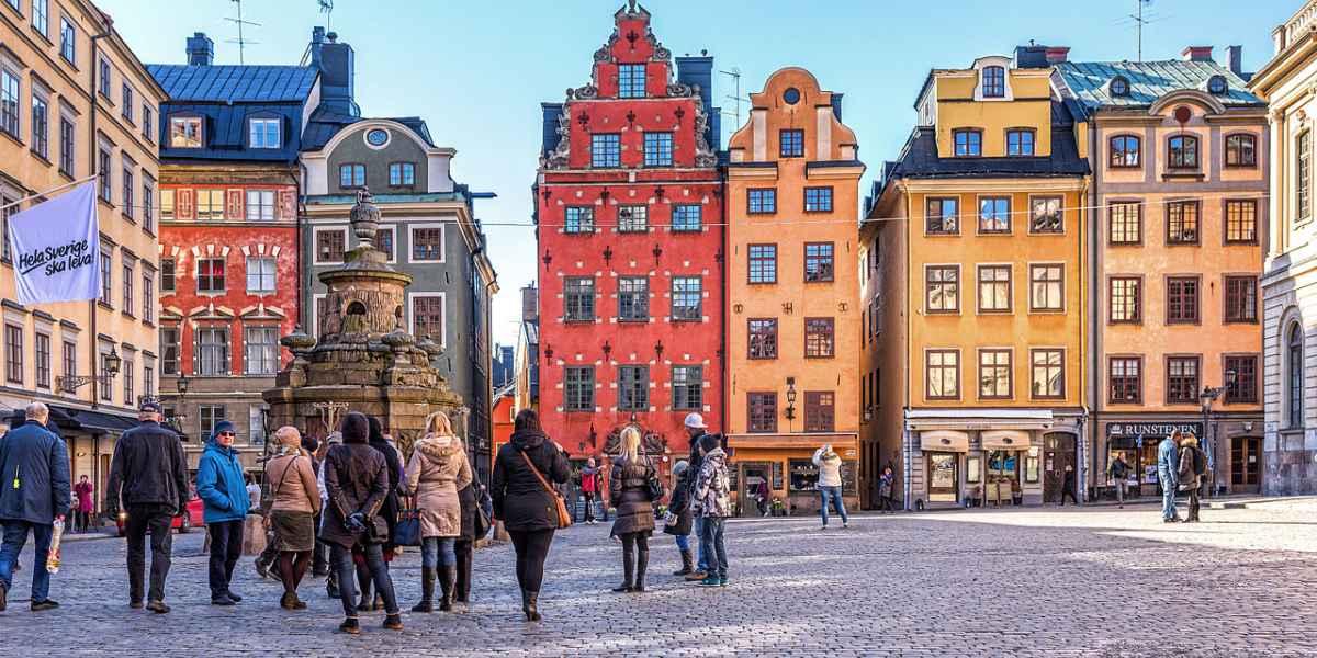 Где погулять в Стокгольме: маршрут на два дня