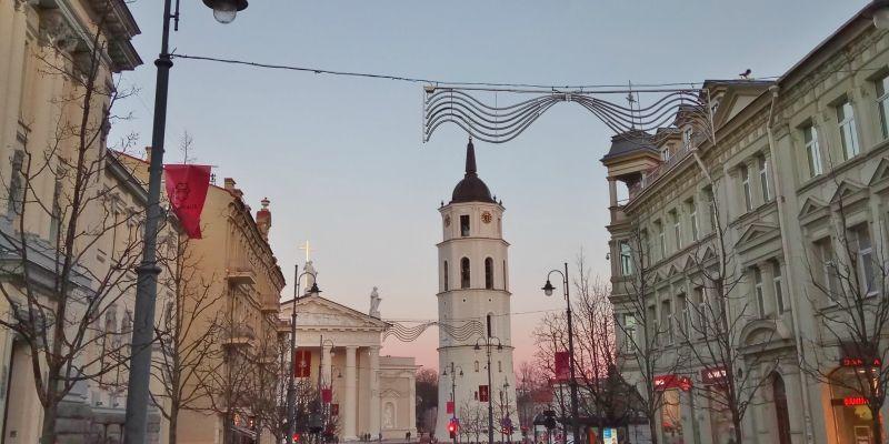 Маршрут по Вильнюсу на 1 день: необычные достопримечательности столицы
