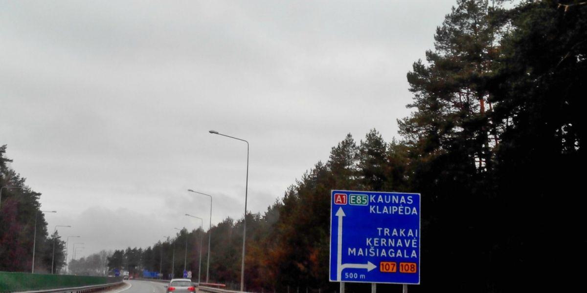 Куда поехать из Вильнюса: Тракай, Каунас, Друскининкай, Клайпеда