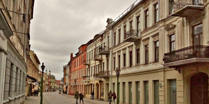 Маршрут по Каунасу на 1 день: самые необычные достопримечательности города