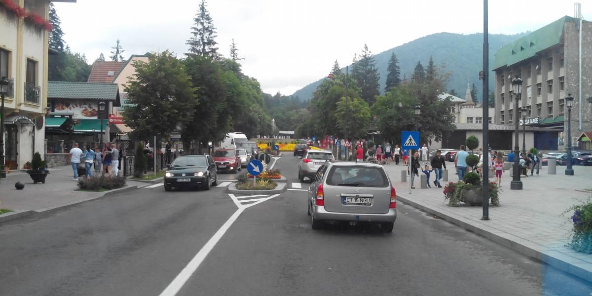 Оплата дорог в Румынии. Как самому купить Виньетку?