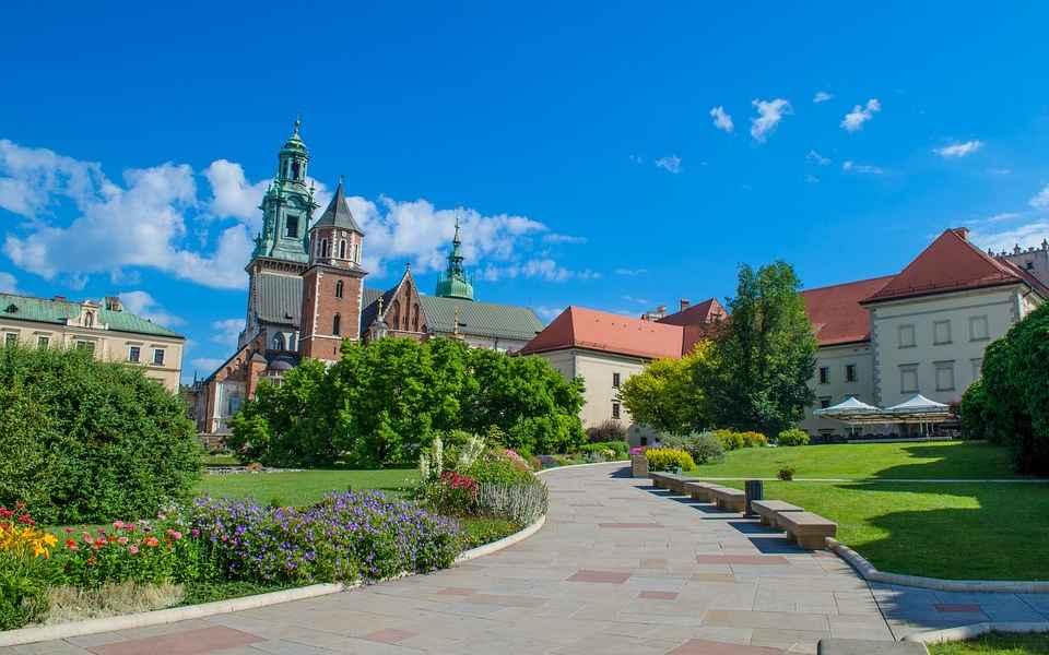 Где погулять в Кракове: лучшие парки и сады